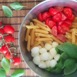 One Pot Pasta mit Tomaten