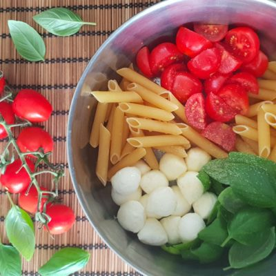 one pot pasta tomate