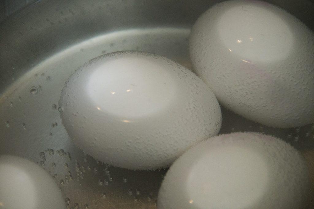 ein perfektes ei kochen