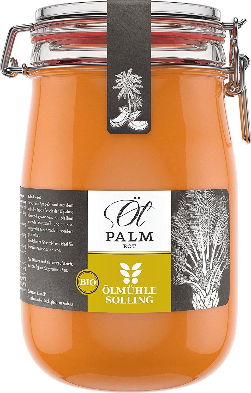 kleine friteuse palmöl