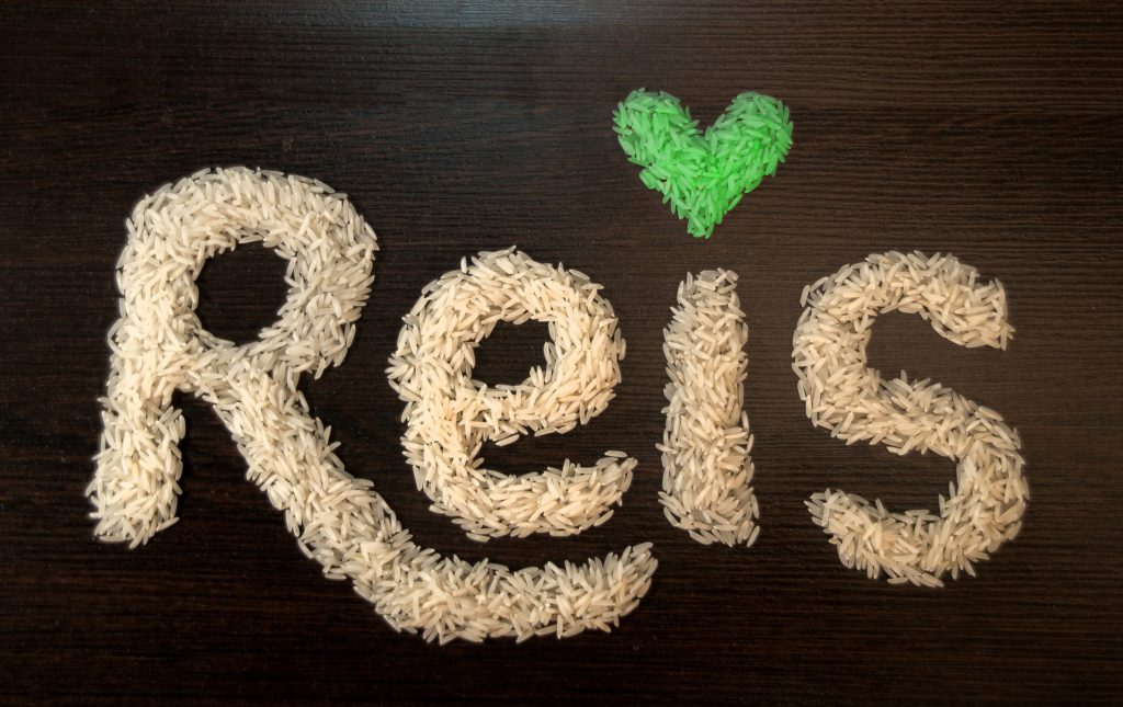 Reis richtig kochen wasser