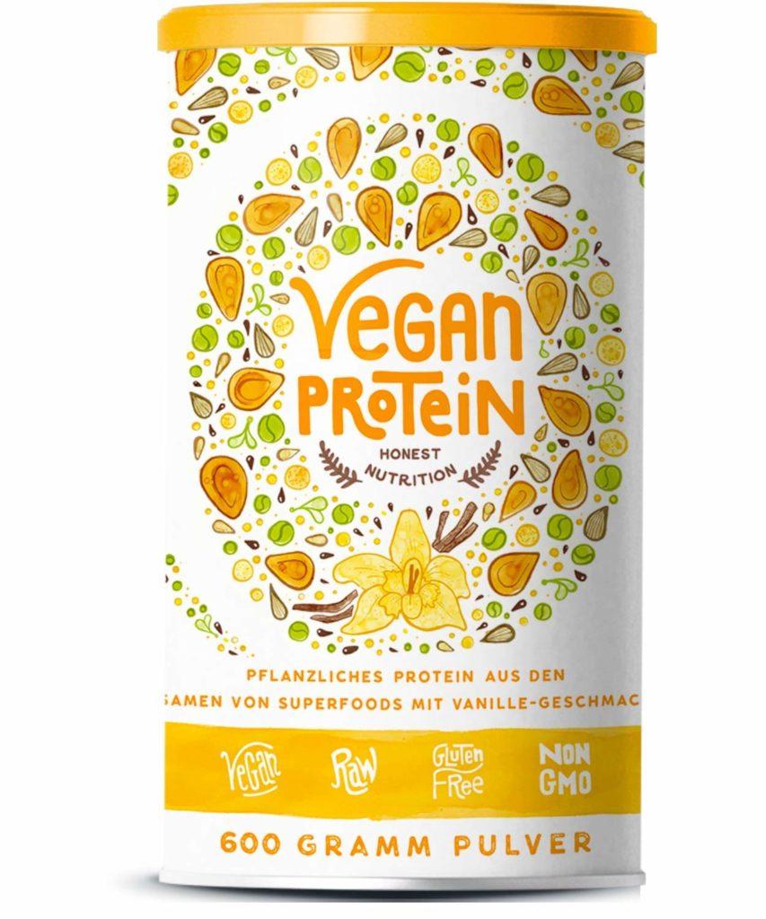 vegane eiweißquellen protein